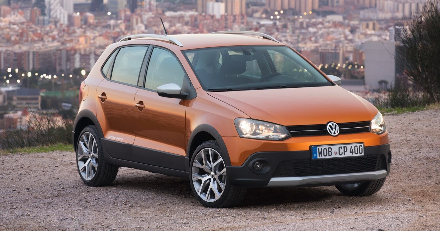 volkswagen polo bluemotion bluegt crosspolo variants. Black Bedroom Furniture Sets. Home Design Ideas