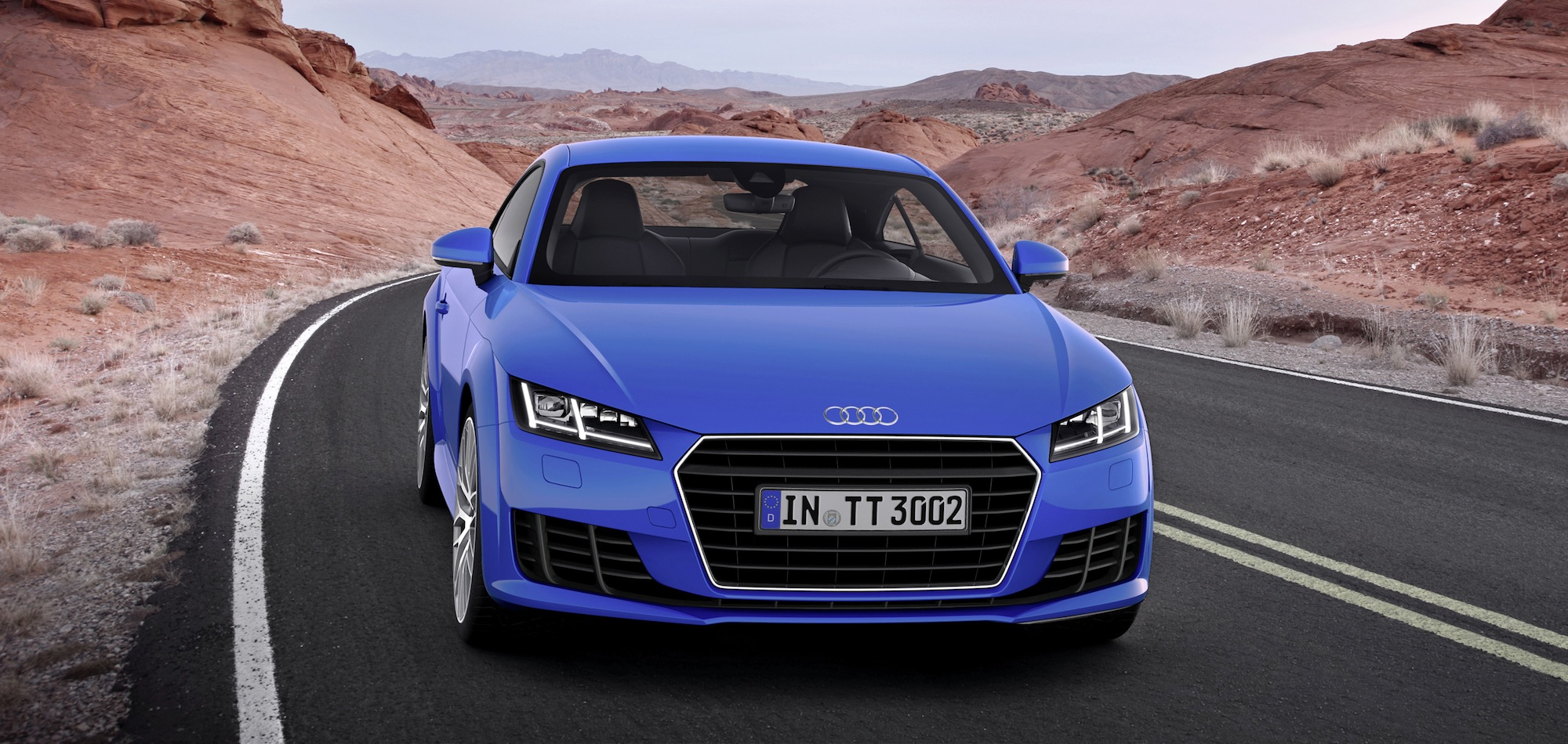 2014 Audi Tt And Tts New Gen Compact Coupes Revealed