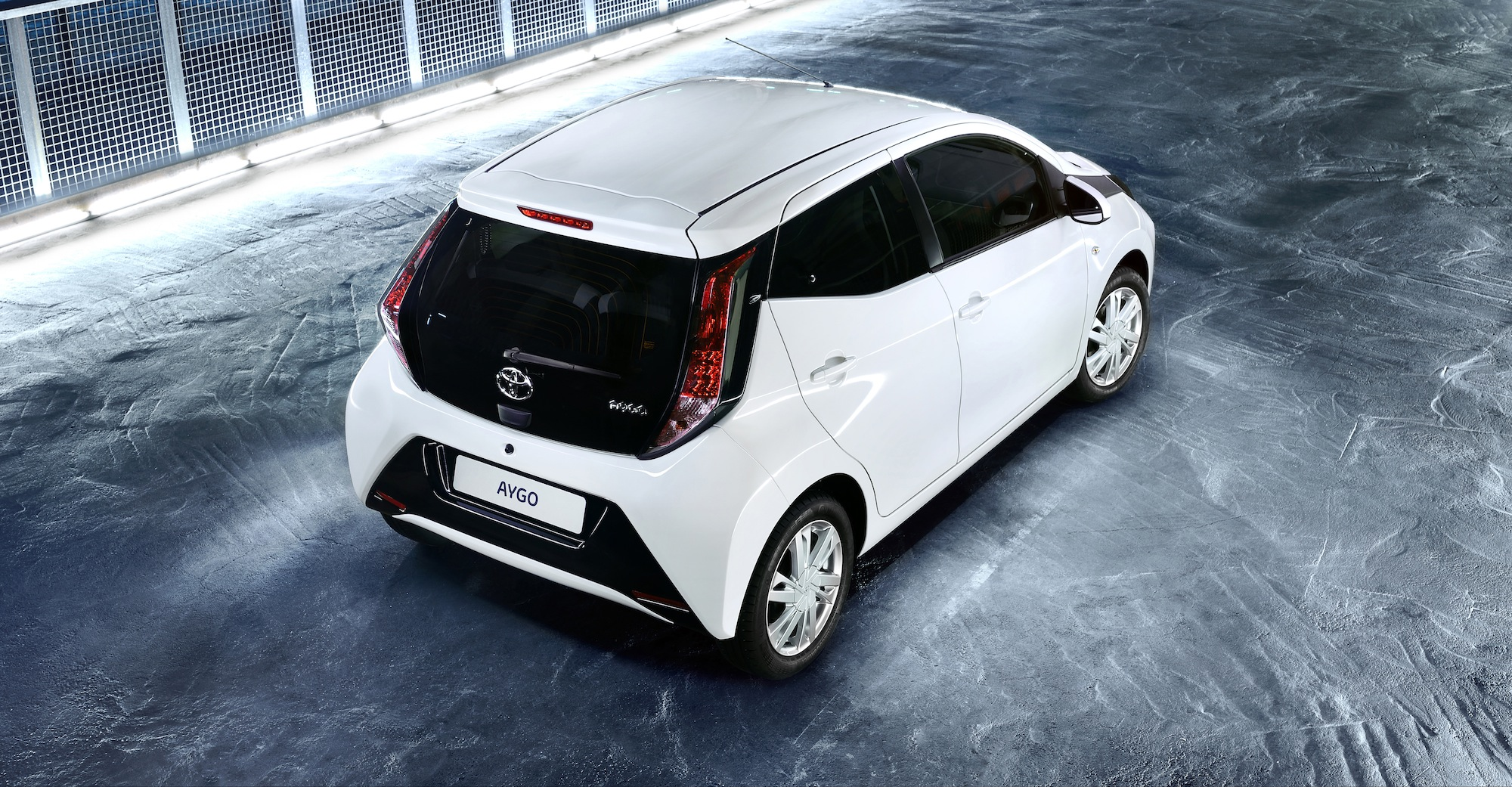 2014 Toyota Aygo Euro Hip City Hatch Unveiled Photos