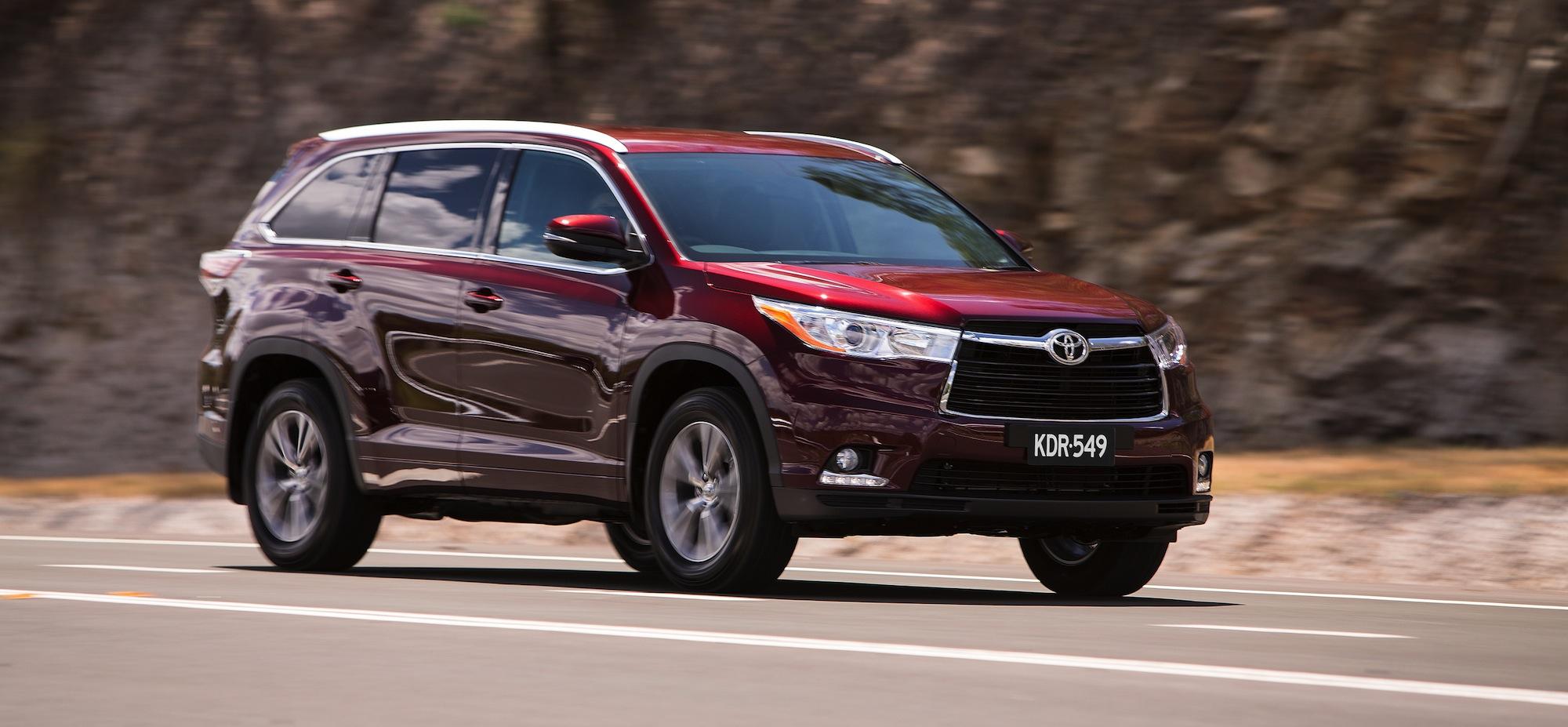 2014 Toyota Kluger Review Photos Caradvice