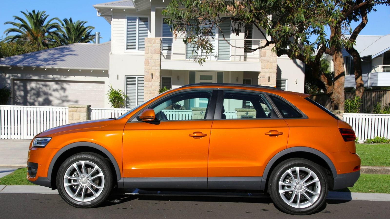 audi q3 review 1 4 tfsi s tronic caradvice. Black Bedroom Furniture Sets. Home Design Ideas