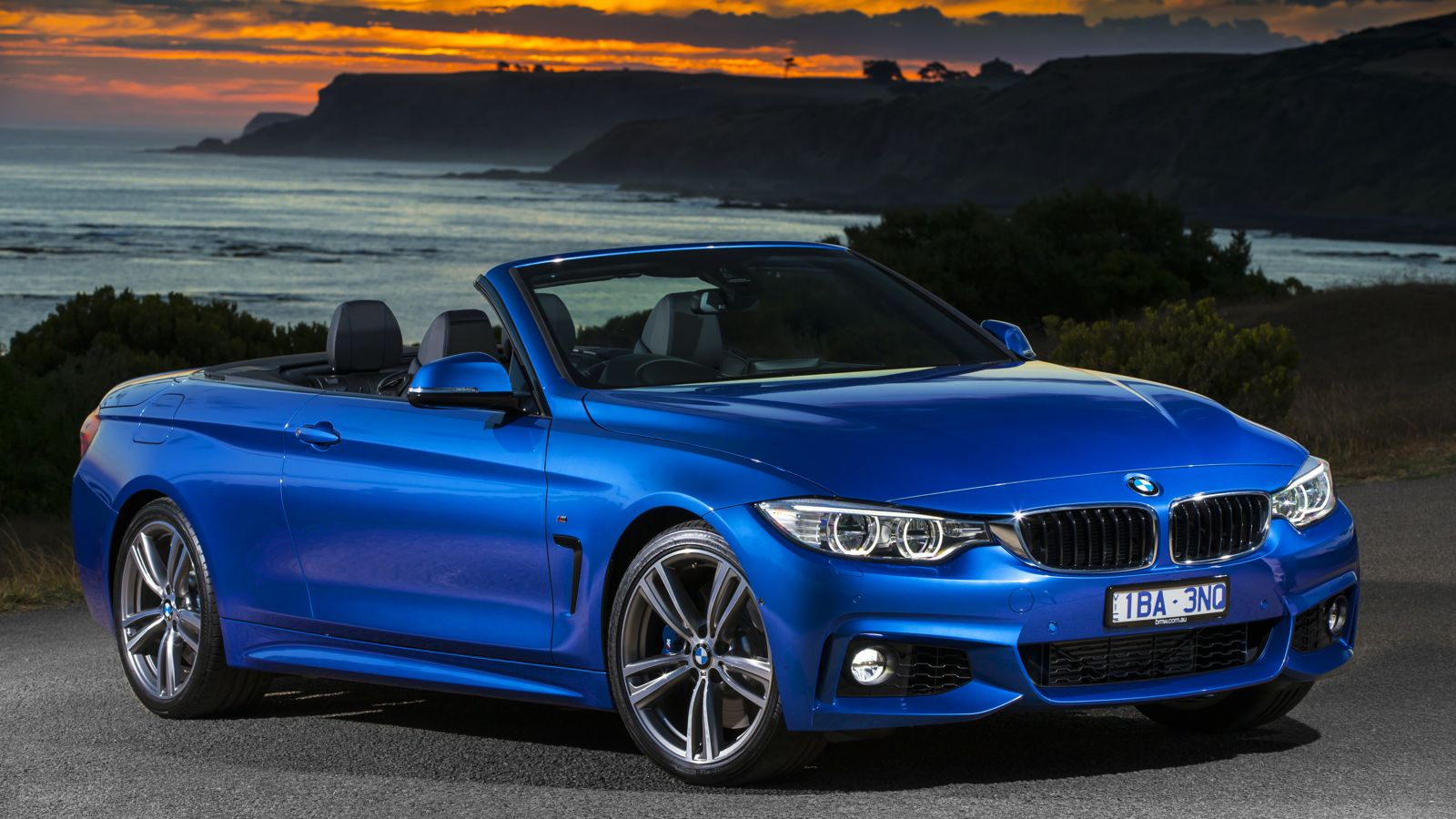 bmw 4 series convertible review caradvice. Black Bedroom Furniture Sets. Home Design Ideas