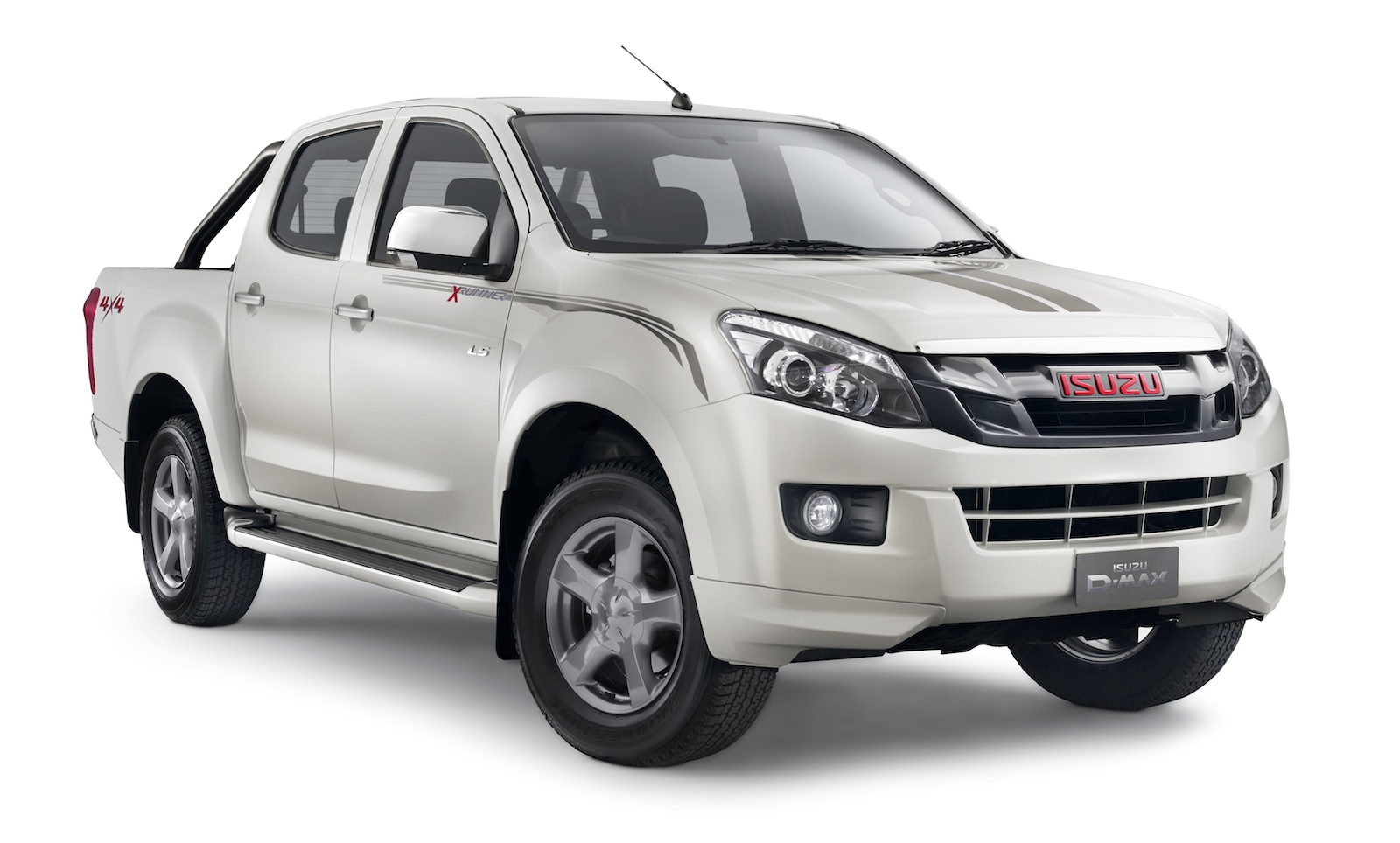 isuzu d max x runner special edition launched photos 1 of 13. Black Bedroom Furniture Sets. Home Design Ideas