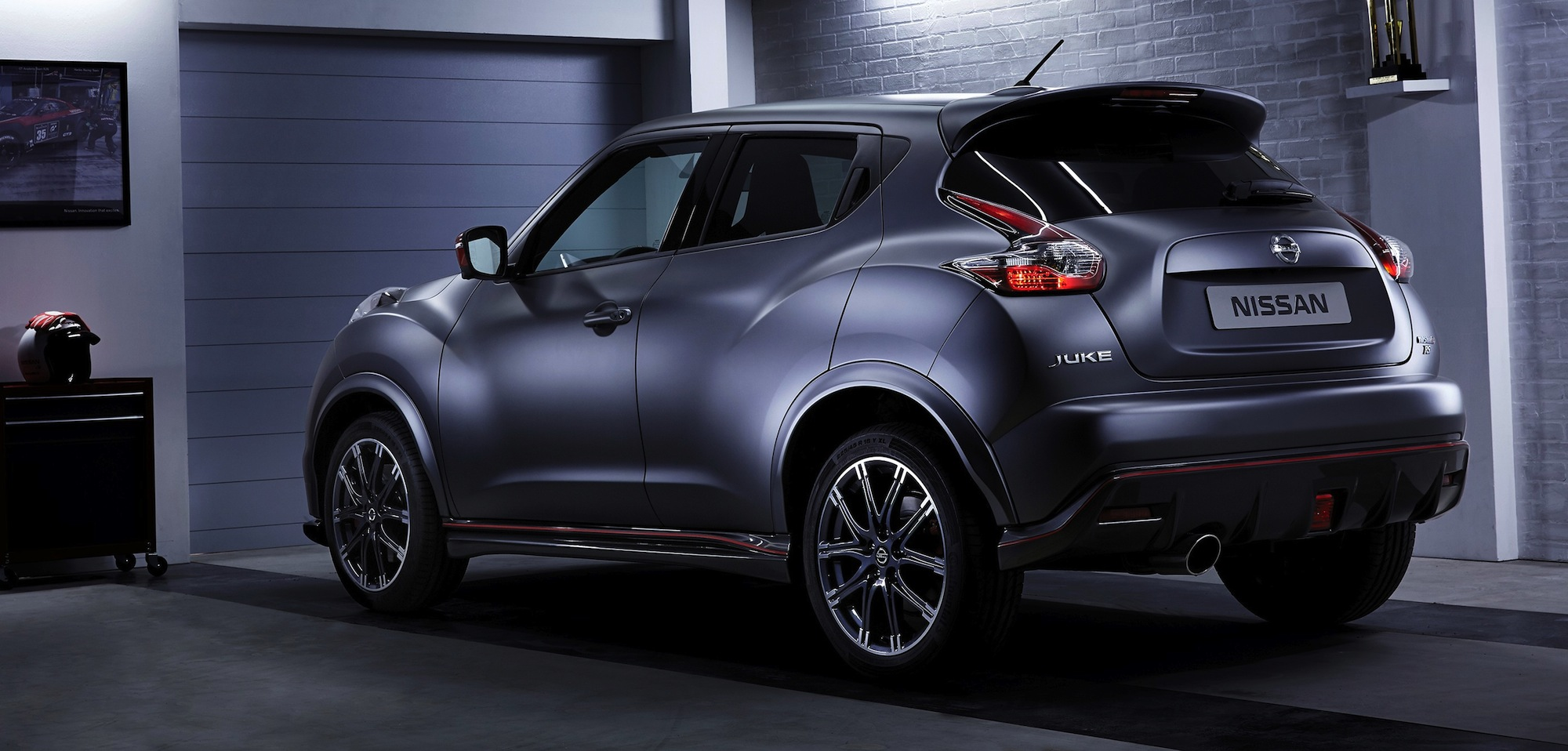 Nissan Juke Nismo Rs Hardcore Crossover Updated Photos