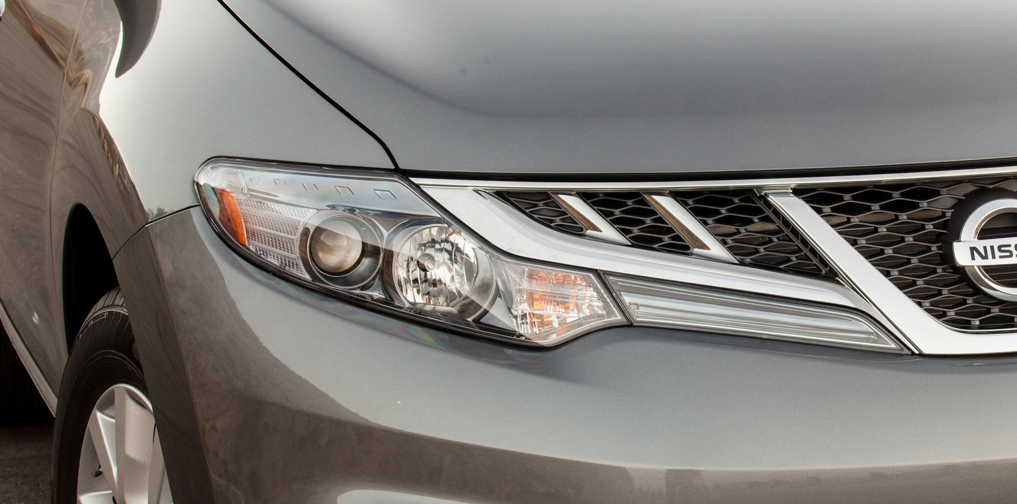 Headlights (models with HID headlights)