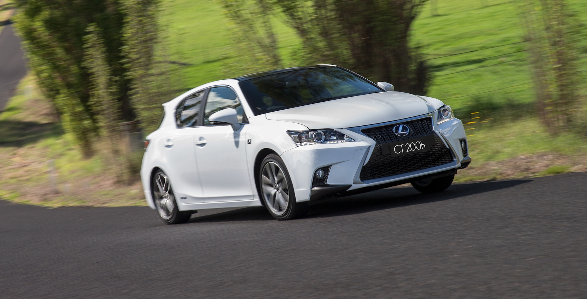Lexus Ct200h Review Photos Caradvice