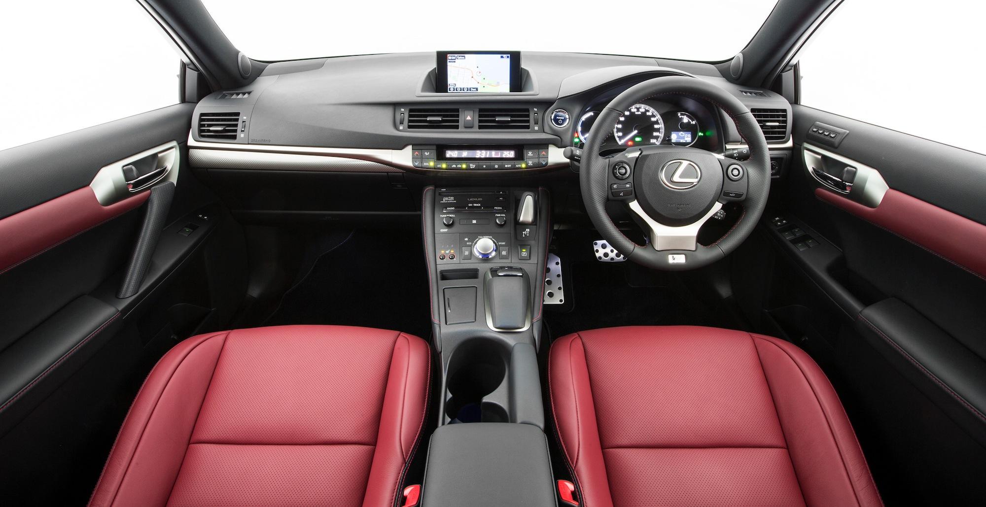 Lexus Ct200h Review Photos Caradvice