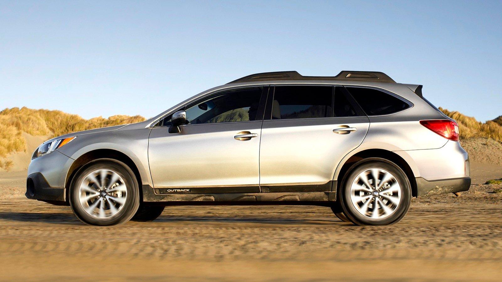 Bmw Mountain View >> 2015 Subaru Outback revealed - photos | CarAdvice