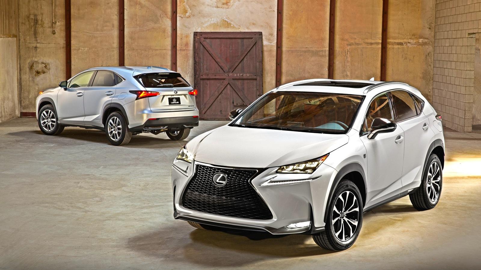 Lexus NX confirmed for Australia :: turbo and hybrid models