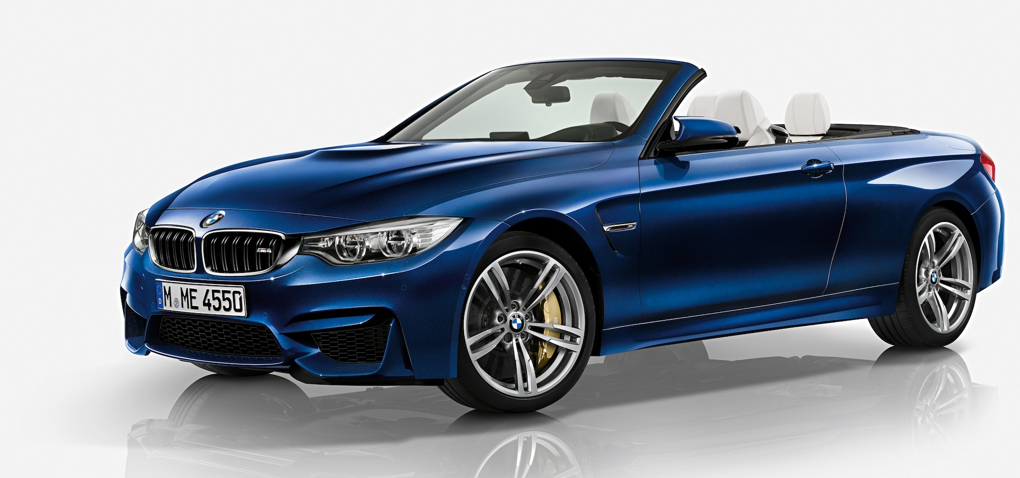 BMW M4 Convertible revealed - photos | CarAdvice