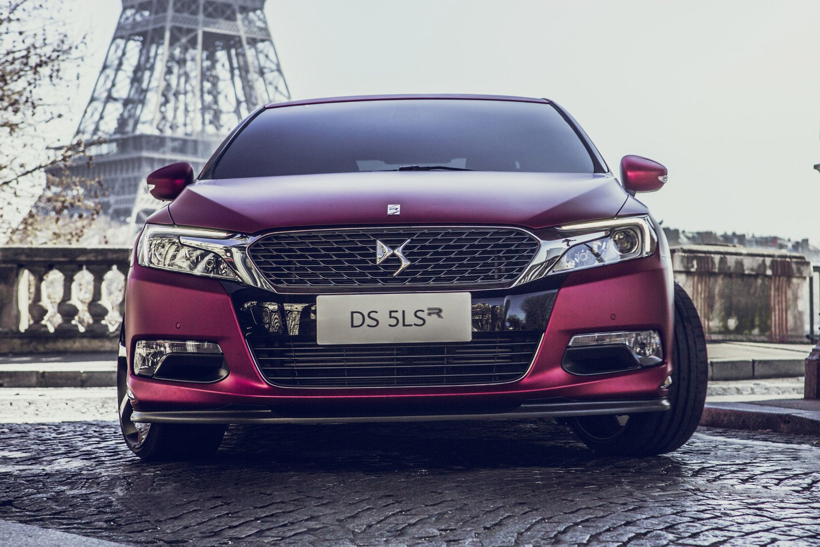 citroen ds 5ls фото