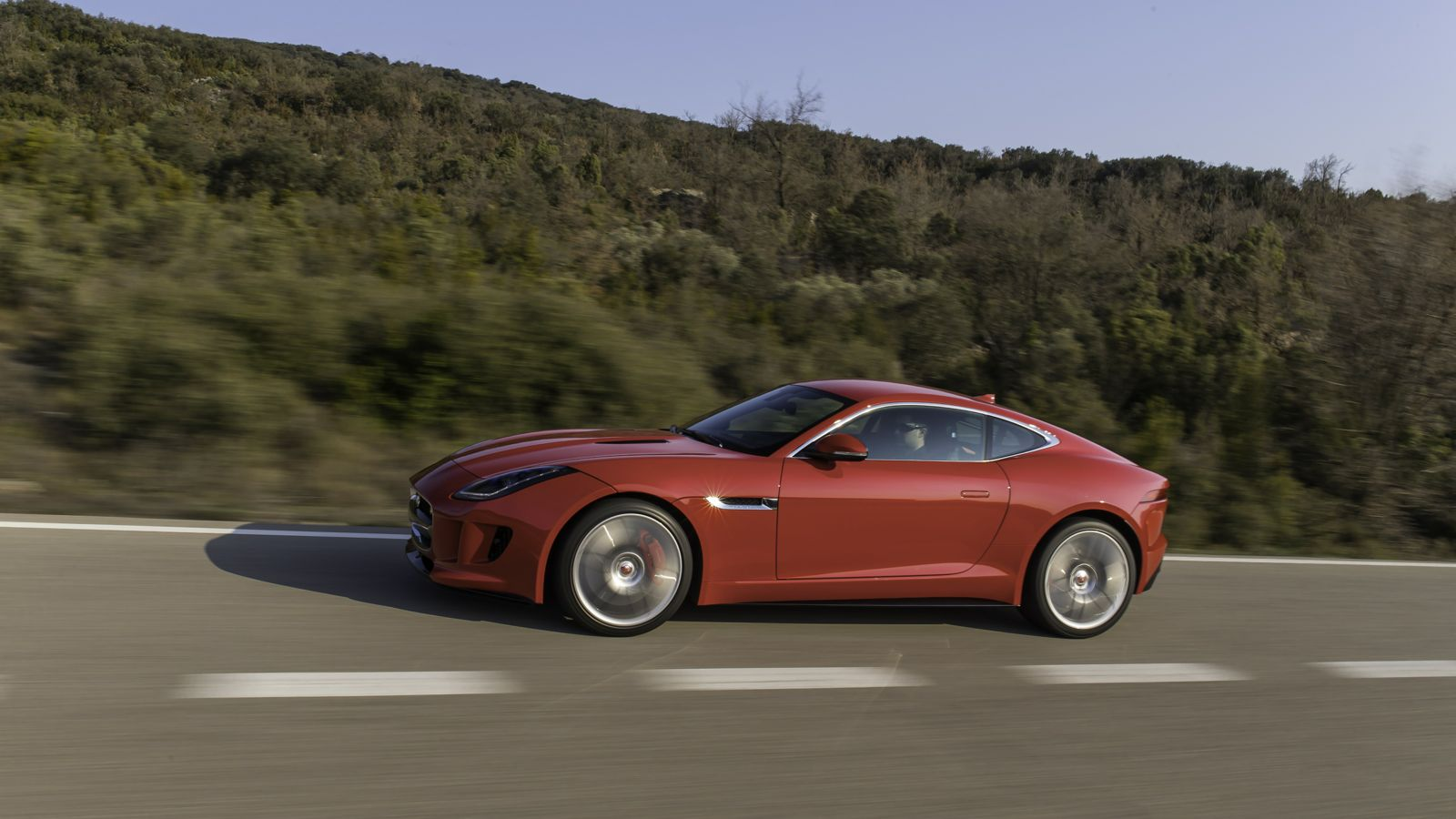 Jaguar Says Rear Wheel Drive For Sports Cars Is Better Than All Wheel Drive