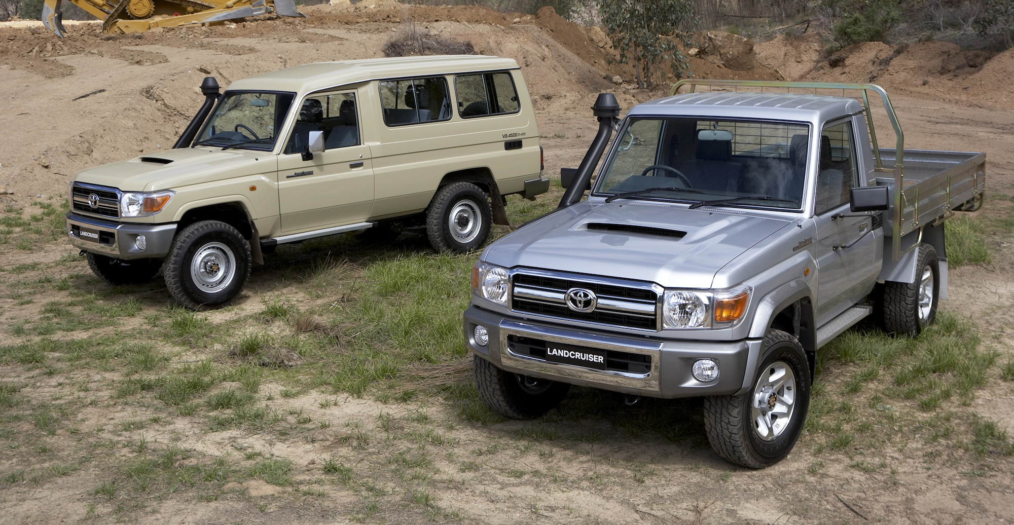 2017 Toyota LandCruiser 70 Series: more power and torque ...