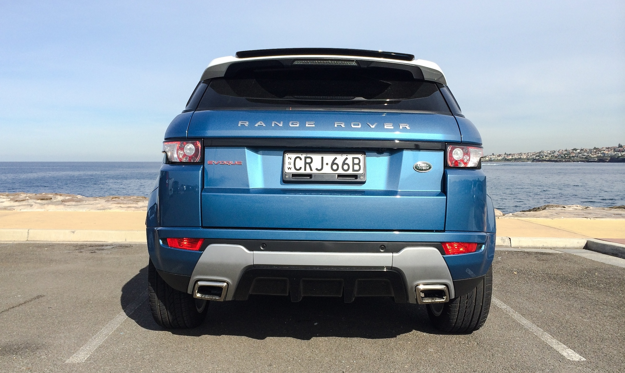 Range Rover Sport Svr 2018 >> 2014 Range Rover Evoque Review - photos | CarAdvice