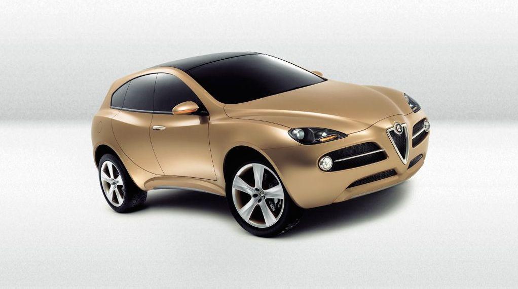 New Honda Suv >> Alfa Romeo : eight new models including SUVs by 2018 - photos | CarAdvice