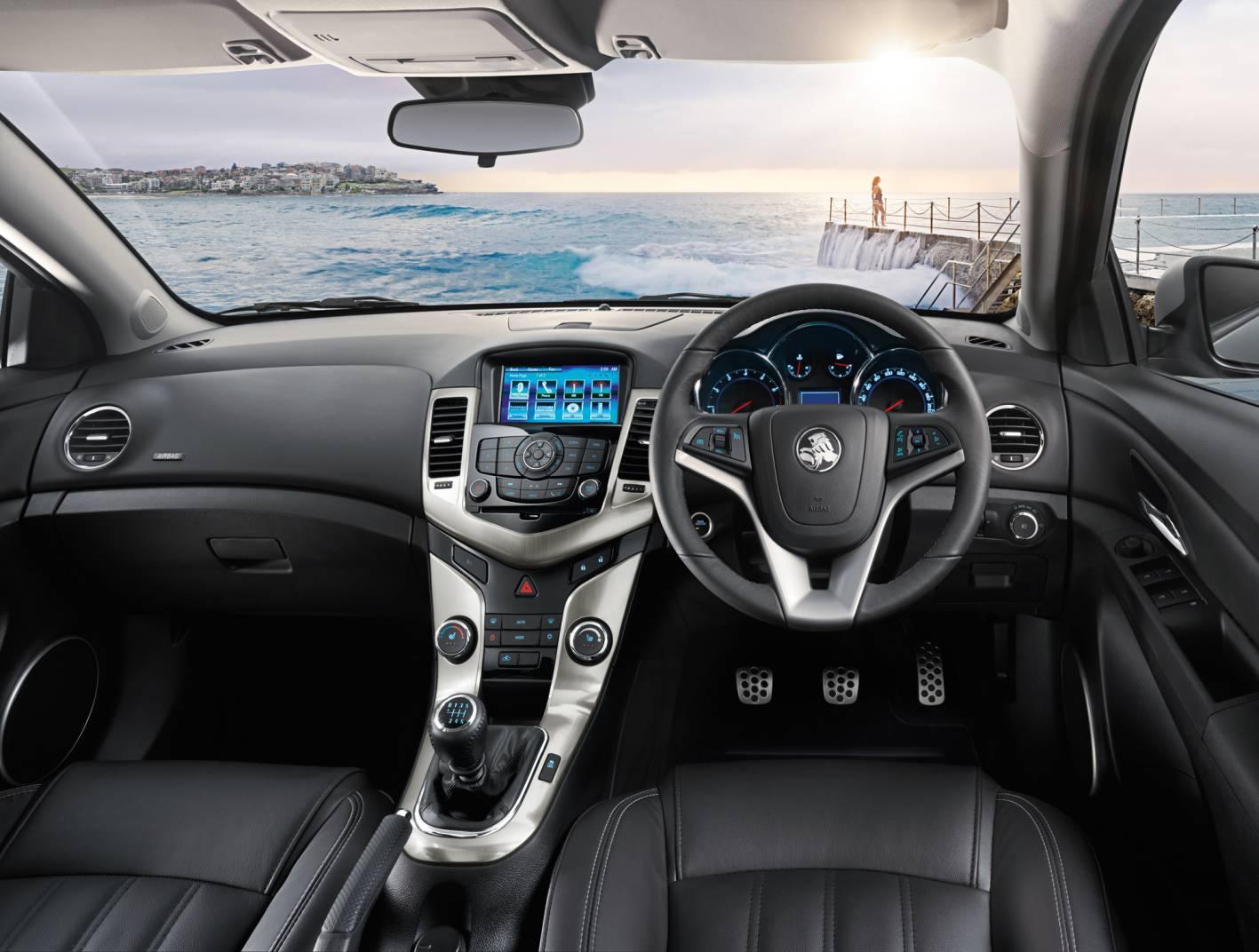 Holden Cruze Z Series Introduced Photos Caradvice