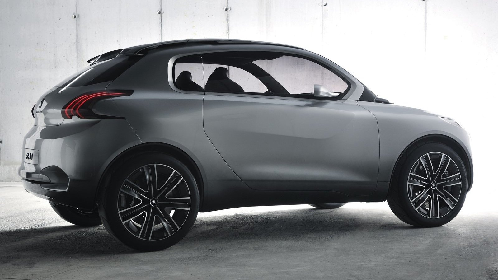 Peugeot 1008 Three Door Baby Suv Rumoured Photos Caradvice