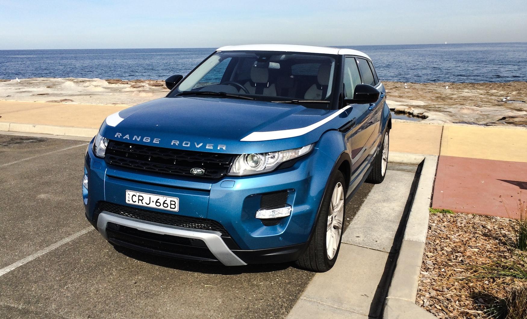 2014 Range Rover Evoque Review Photos Caradvice