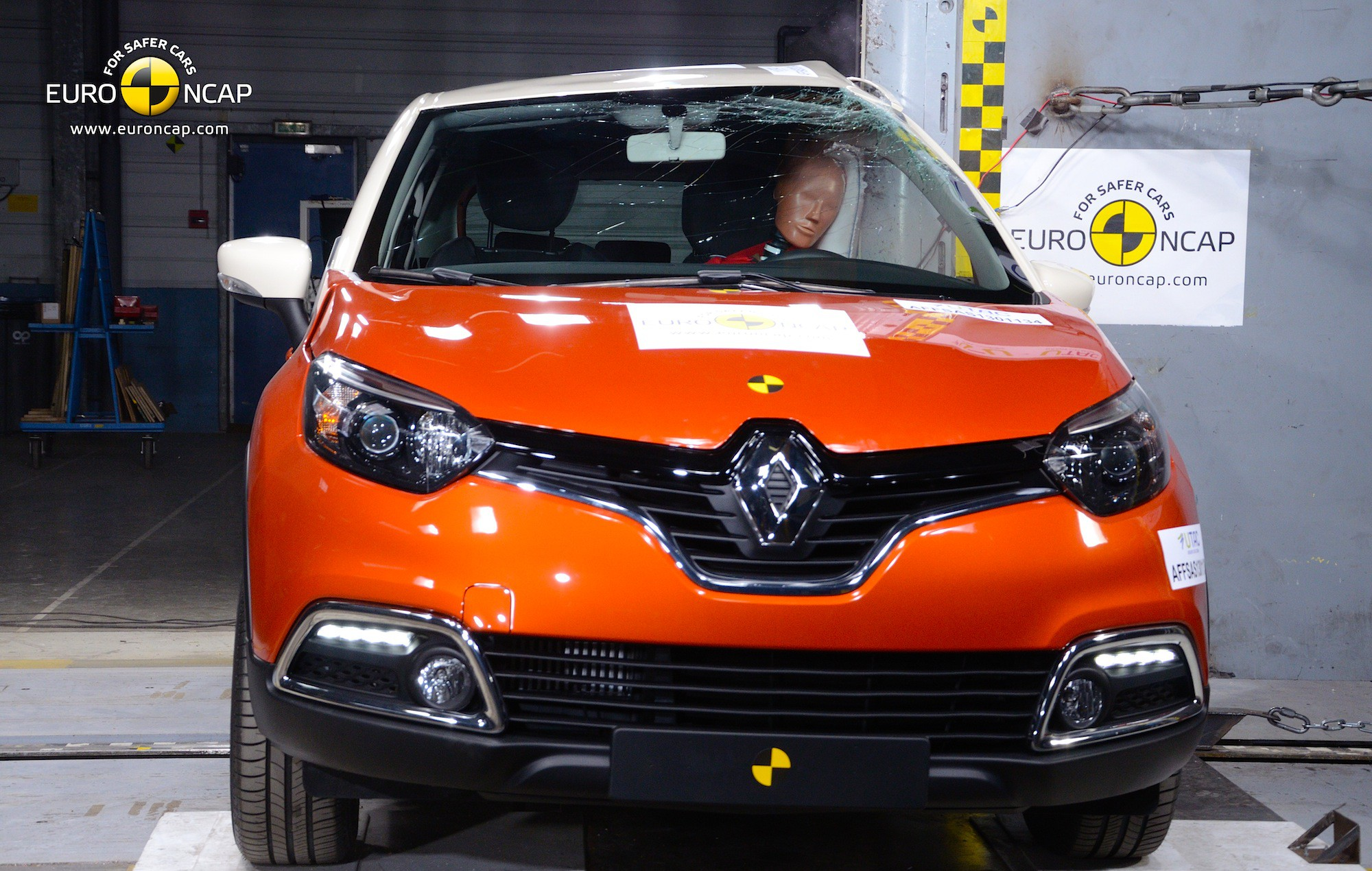 Renault Australia Boss Questions Stricter ANCAP Curtain
