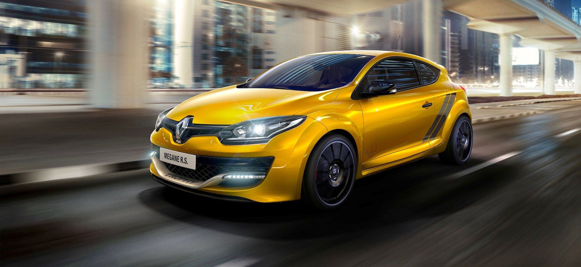renault megane rs 275 trophy 202kw limited edition hot hatch is model 39 s most powerful ever. Black Bedroom Furniture Sets. Home Design Ideas