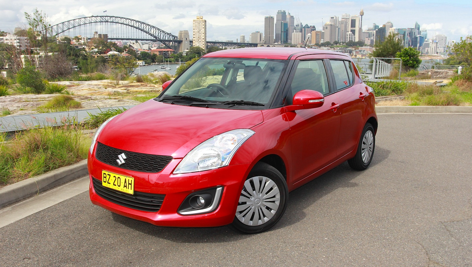 2014 suzuki swift gl navigator review caradvice