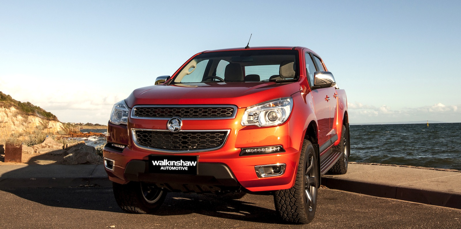 Holden Colorado Gets Walkinshaw Upgrades Photos Caradvice