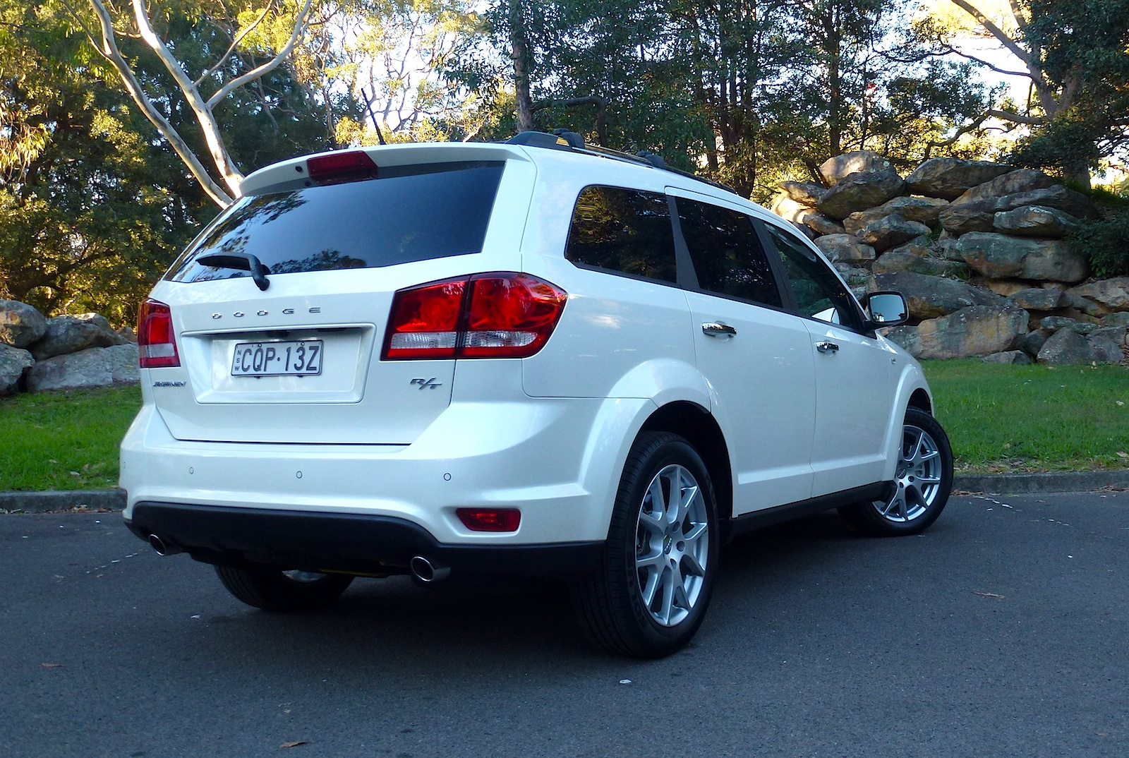 Dodge Journey Review Photos Caradvice