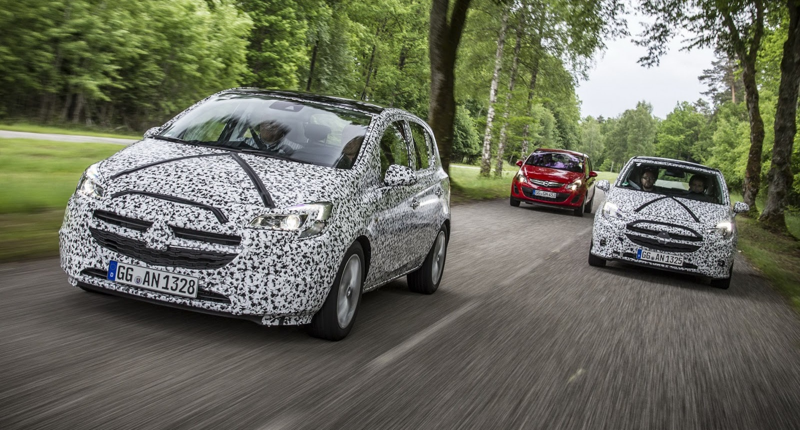 Opel Plans 27 New Models, 17 New Engines By 2018