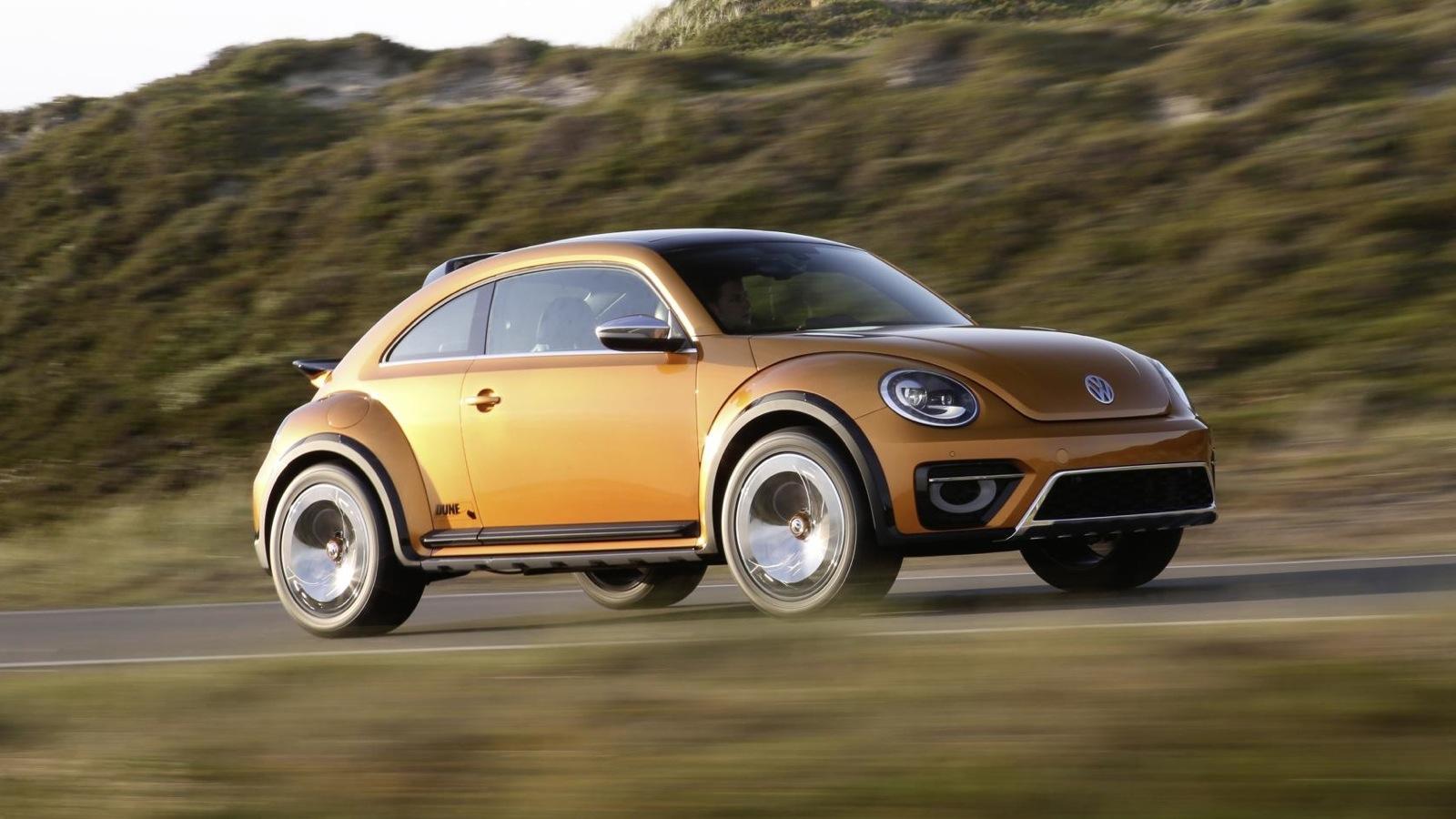 Volkswagen Beetle Dune could be built - photos CarAdvice