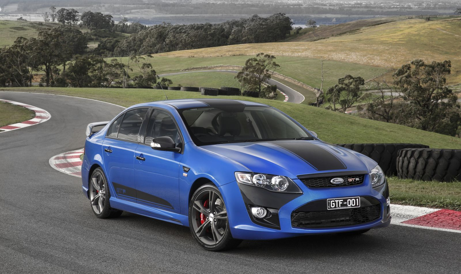 Ford FPV GT F: 351kW supercharged V8 sedan launched - photos | CarAdvice