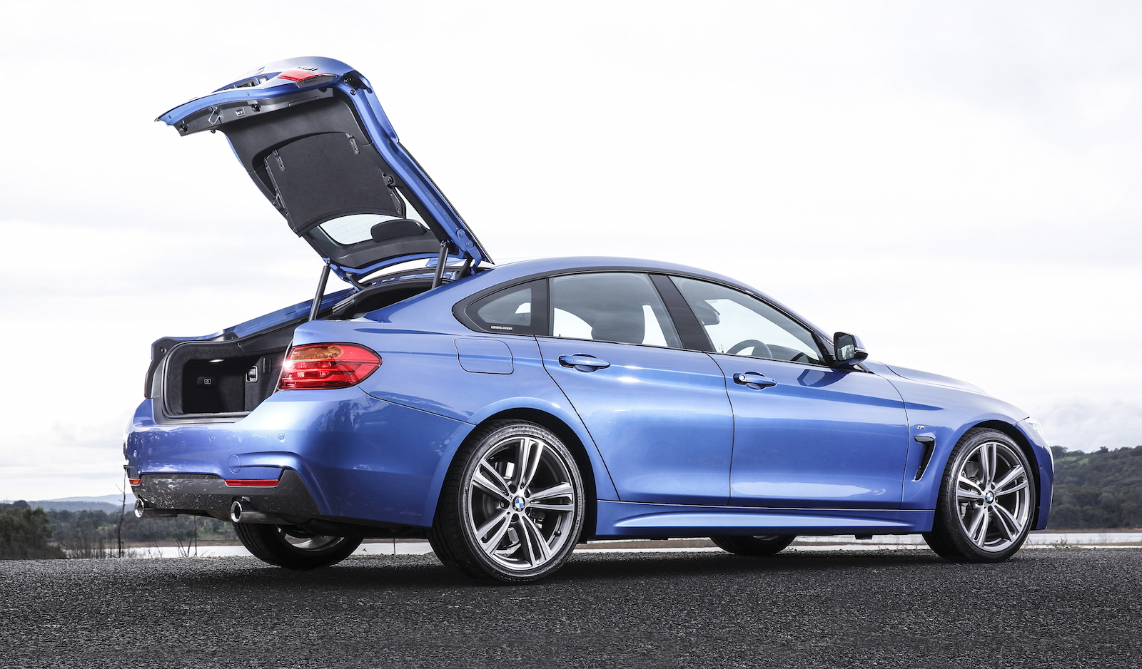 bmw 4 series gran coupe review caradvice. Black Bedroom Furniture Sets. Home Design Ideas