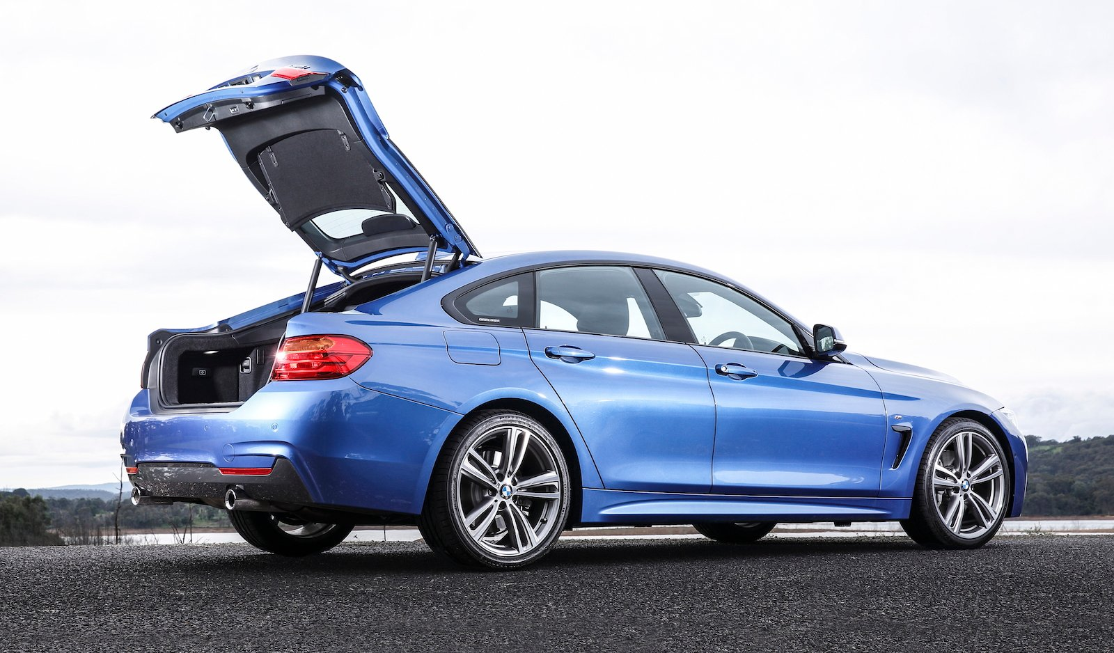 Bmw 4 Series Gran Coupe Review Caradvice