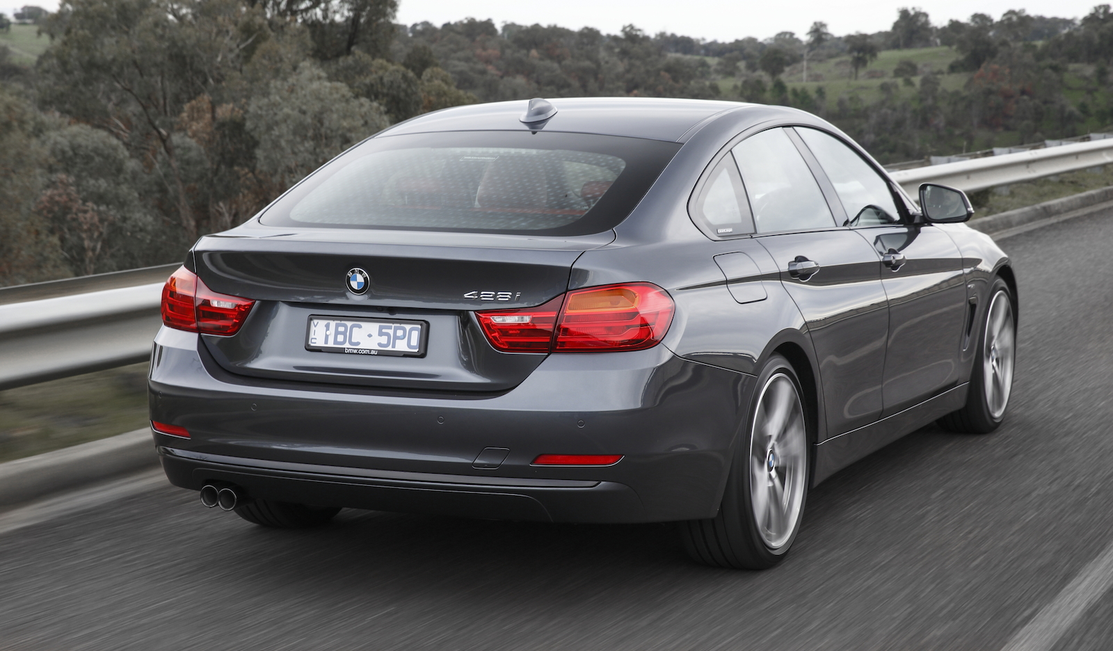 Bmw 4 Series Gran Coupe Review Photos Caradvice