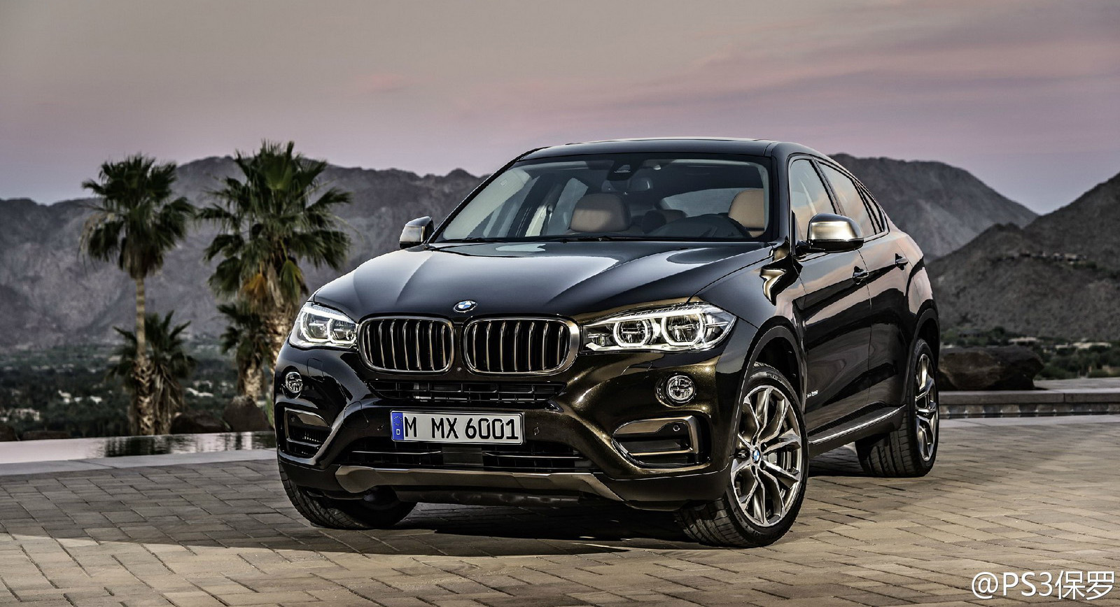 2015 BMW X6 Photos Of Second Generation SUV Leaked