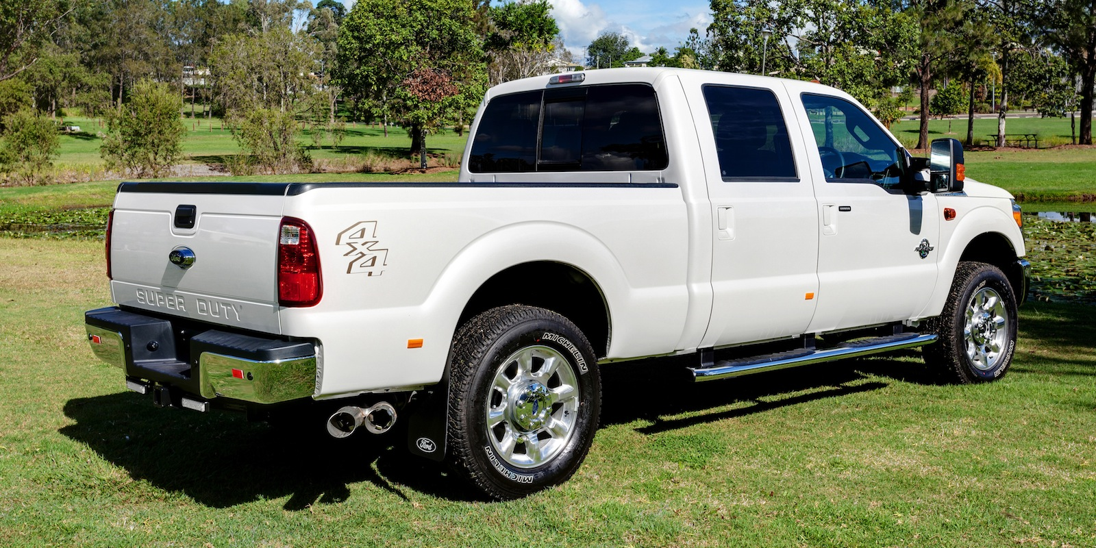 Ford f 250 on sale in australia from 105000