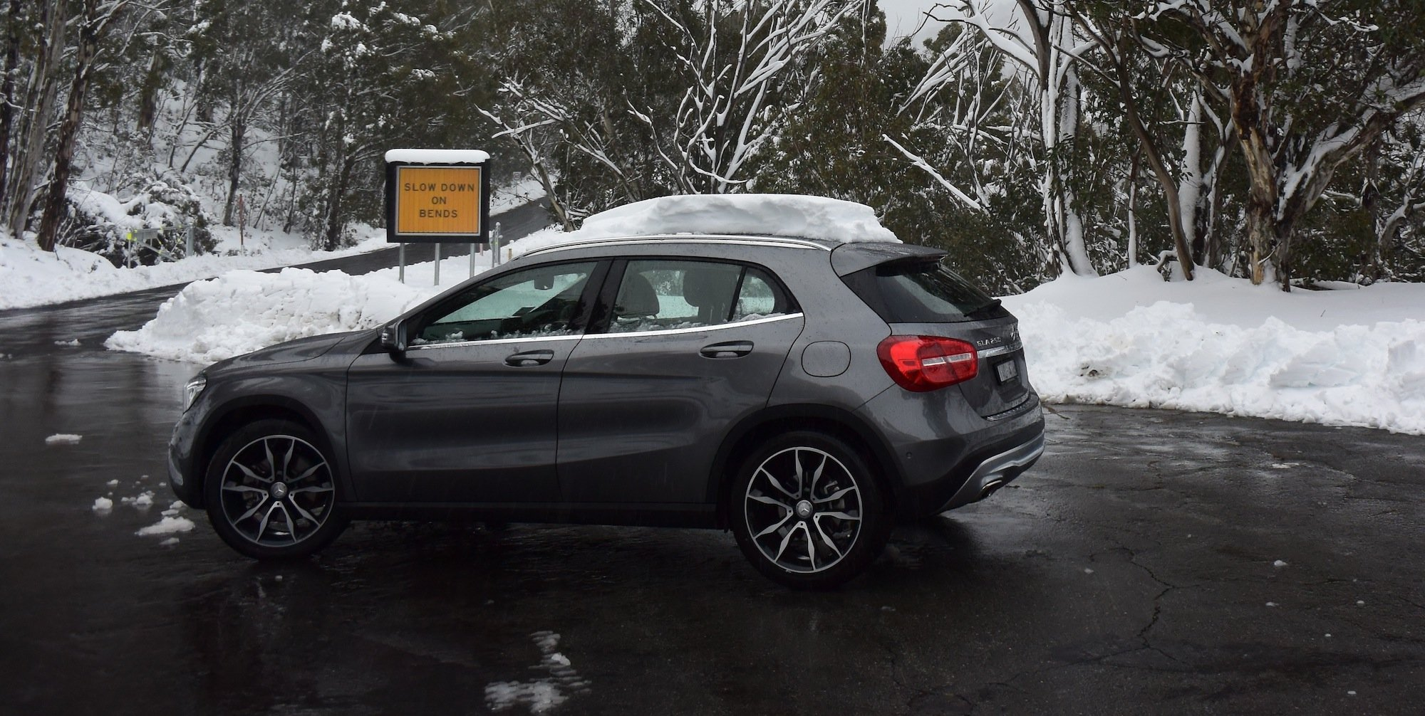 2017 mercedes benz gla250 4matic review caradvice autos post
