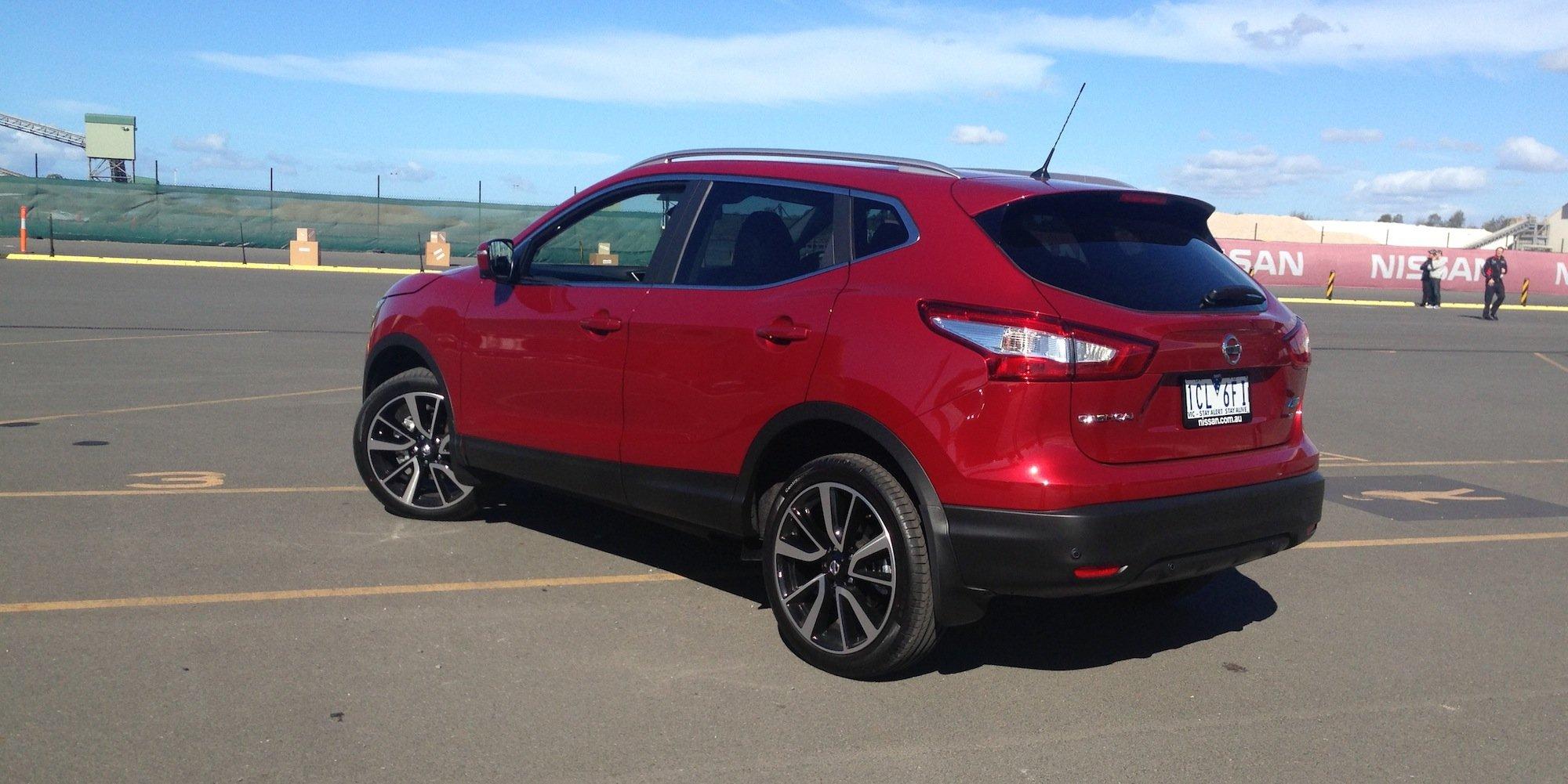 Nissan Qashqai Review - photos | CarAdvice