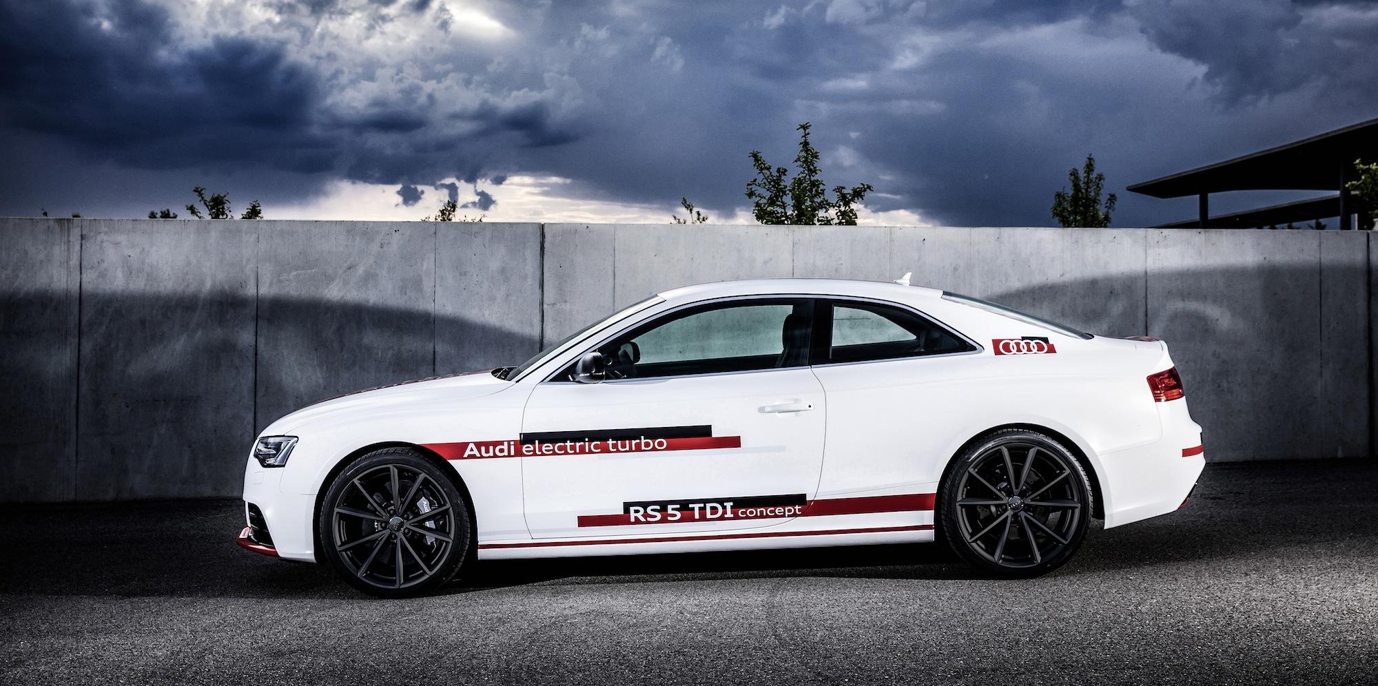 Audi RS5 TDI Concept Review - photos | CarAdvice