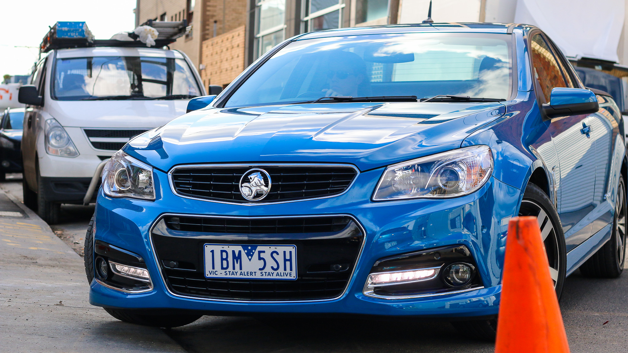 2014 Holden Ute Review : SS Storm - photos | CarAdvice