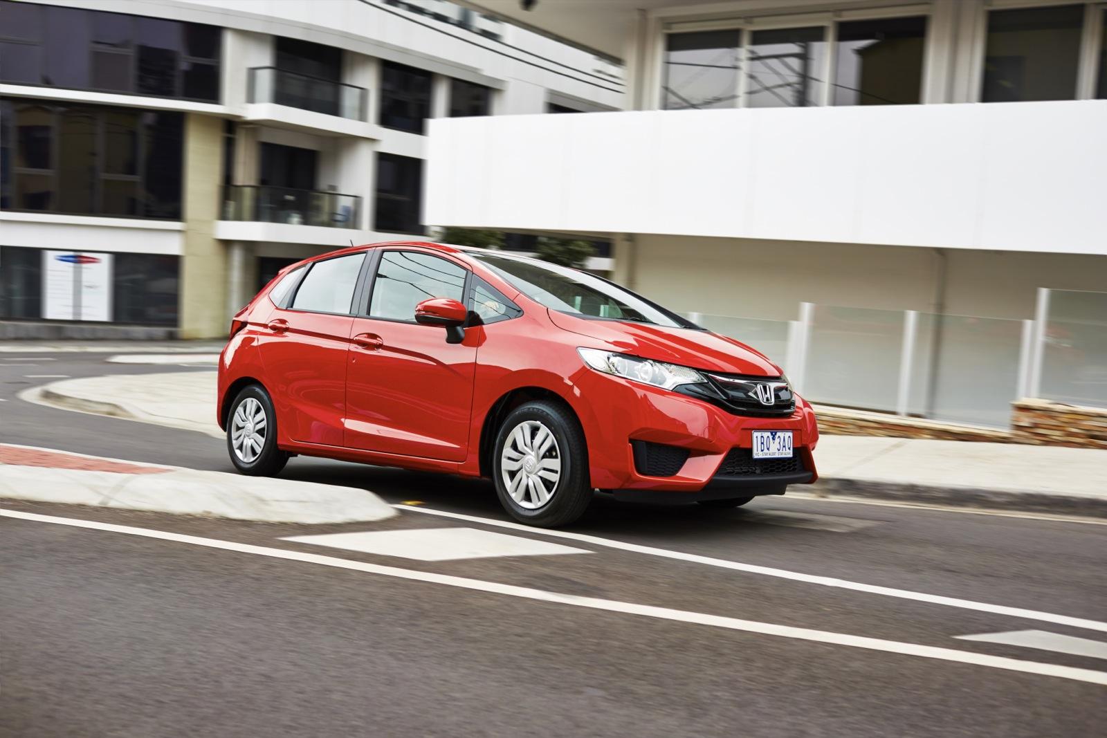 2015 Honda Jazz Review - photos | CarAdvice
