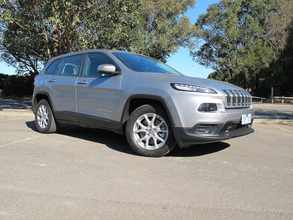 2014 Jeep Cherokee Sport Review Photos Caradvice