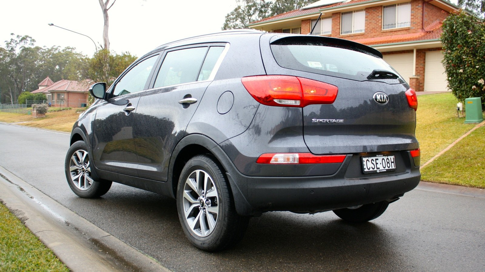2014 kia sportage review si premium caradvice. Black Bedroom Furniture Sets. Home Design Ideas