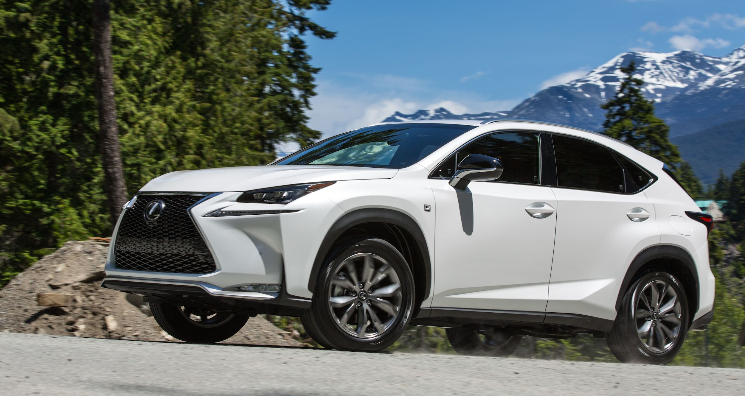 Lexus Nx Review Photos Caradvice