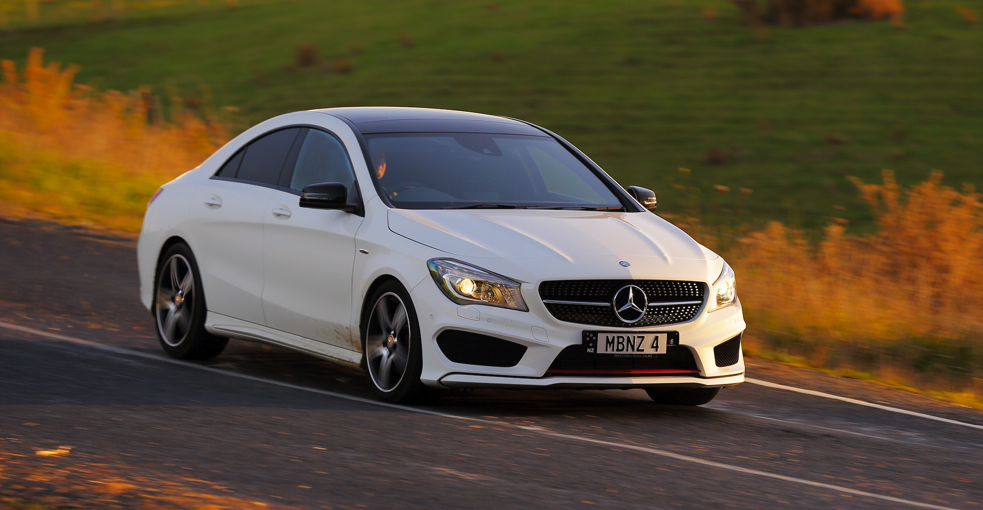 Mercedes benz cla class review cla250 sport 4matic for Mercedes benz in md