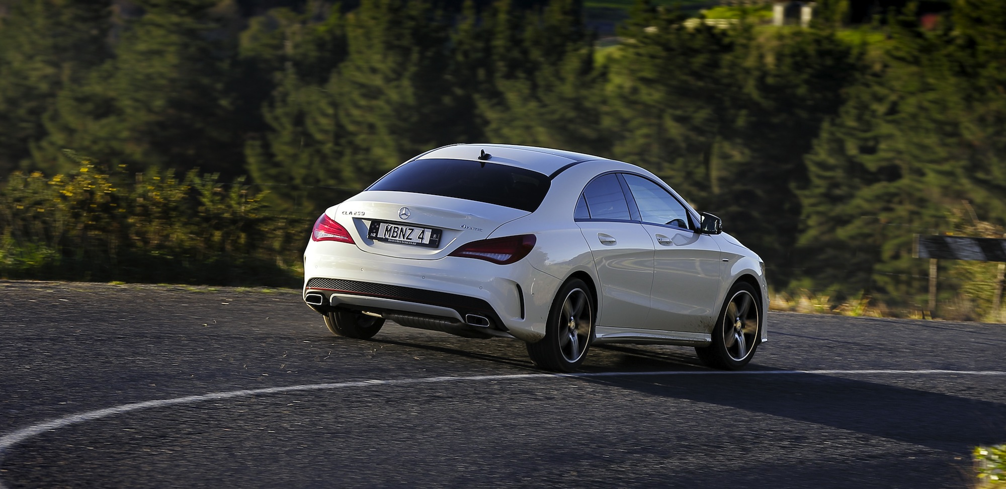 Mercedes Benz CLA Class Review CLA250 Sport 4MATIC