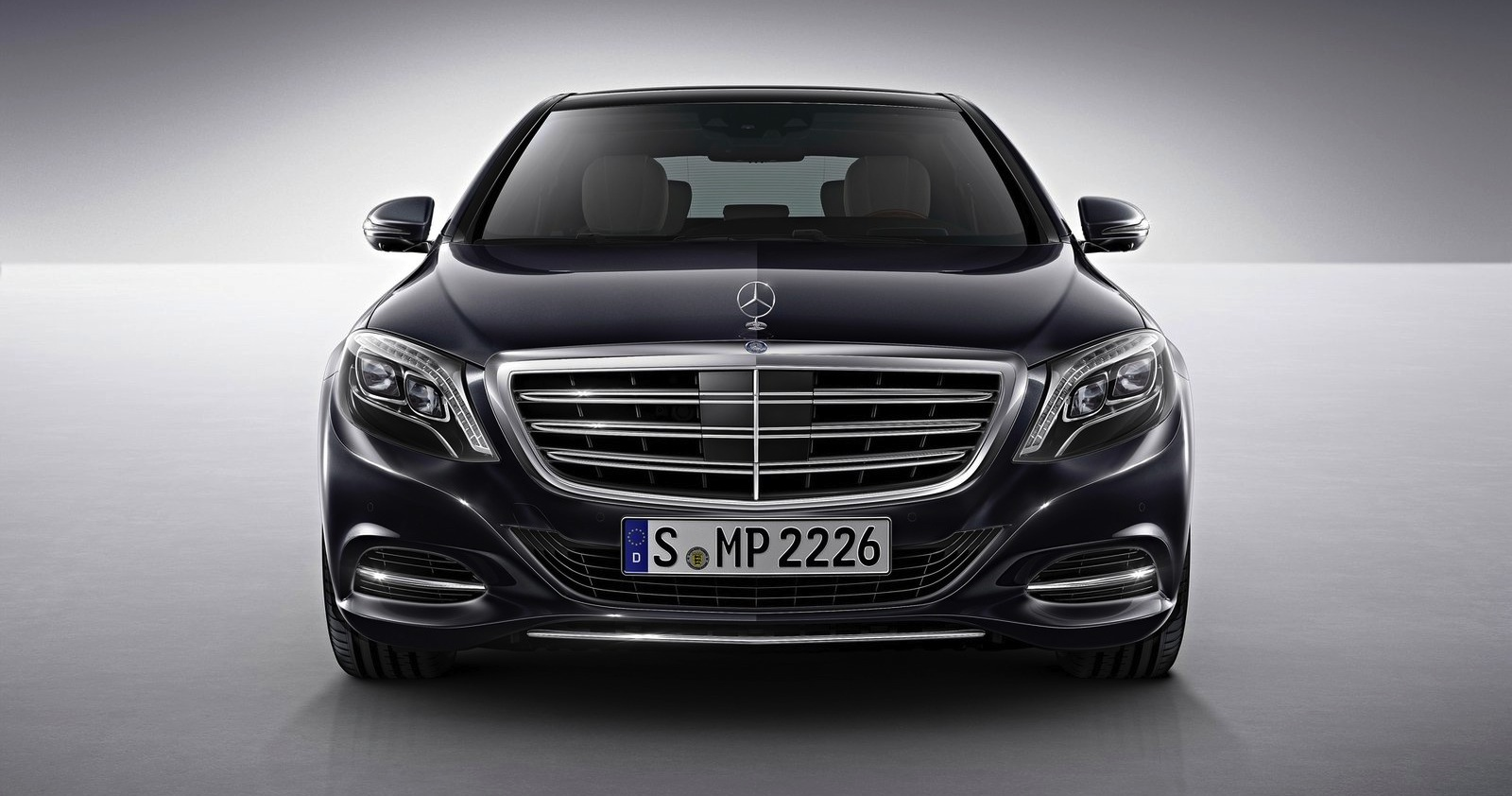 Brabus To Build Mercedes Benz S Class Pullman Report