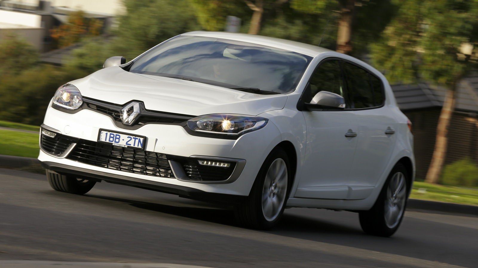 2014 Renault Megane Pricing And Specifications Photos