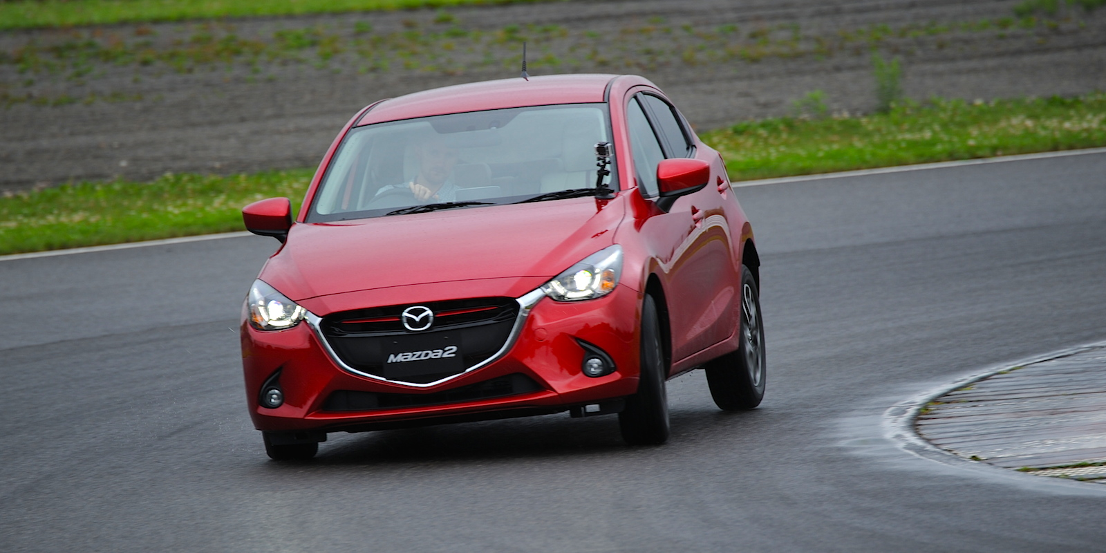 New Honda Sports Car 2017 >> 2015 Mazda 2 Review - photos | CarAdvice