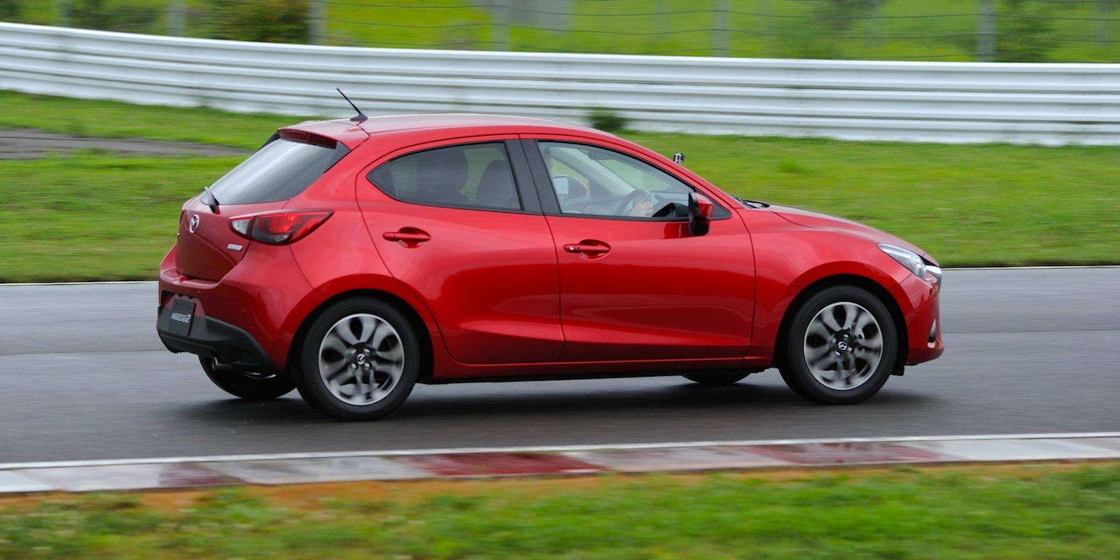 2015 Mazda 2 Review Photos Caradvice