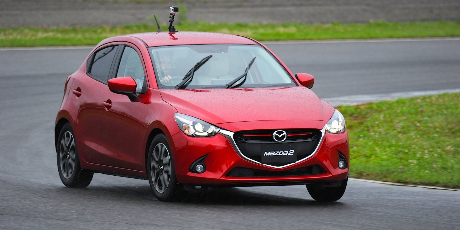 2015 Mazda 2 Review - photos | CarAdvice